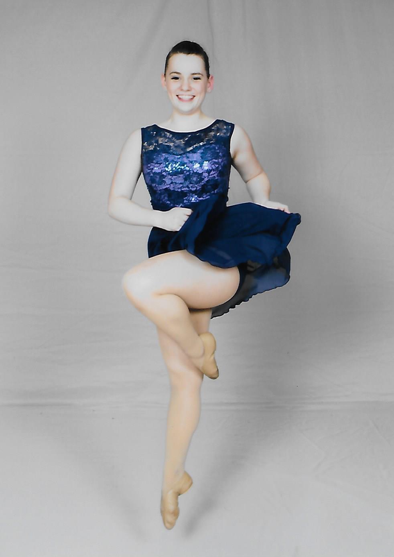 Jennifer Johnston, 2015 Dance Excellence Award